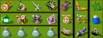 Create a Wind Waker Randomizer Items 2 Tier List - TierMaker