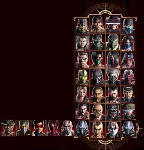 Mortal Kombat Tier List Templates - TierMaker
