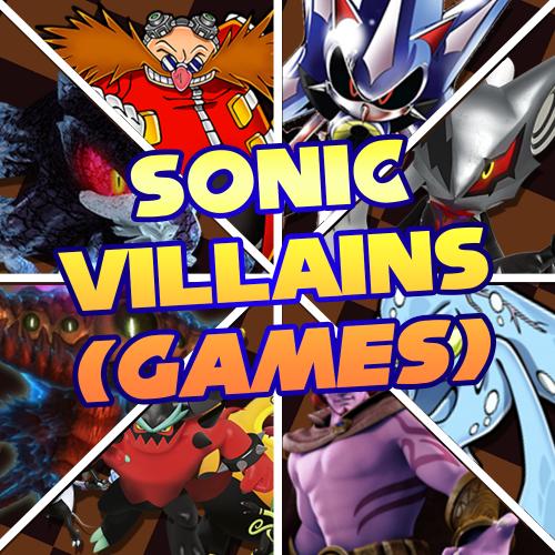Sonic Tier List Templates - TierMaker