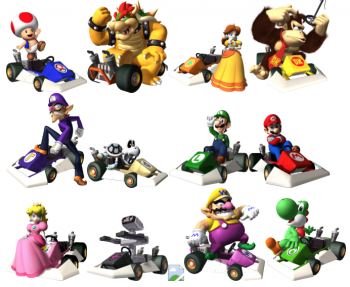 Mario Kart Tier List Templates Tiermaker