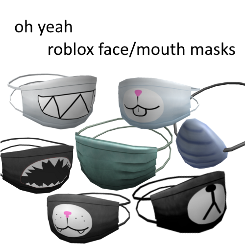 Roblox Mouth Masks Tier List Community Rank Tiermaker