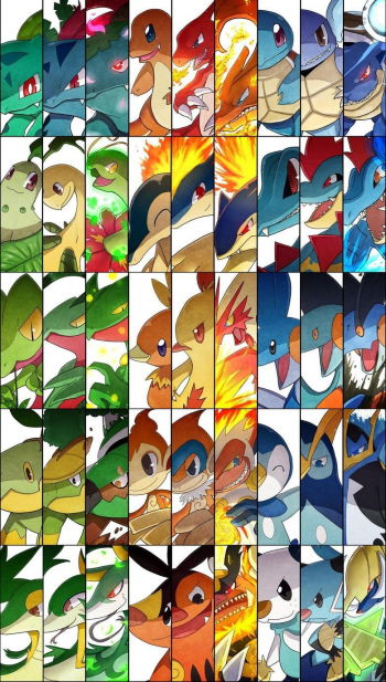Pokémon Tier List Templates - TierMaker