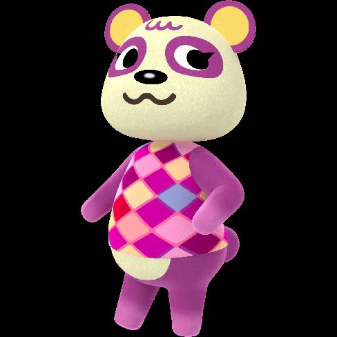 Create a Animal Crossing villagers: bears Tier List ...