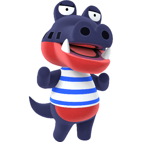 Create a Animal Crossing villagers: alligator Tier List ...