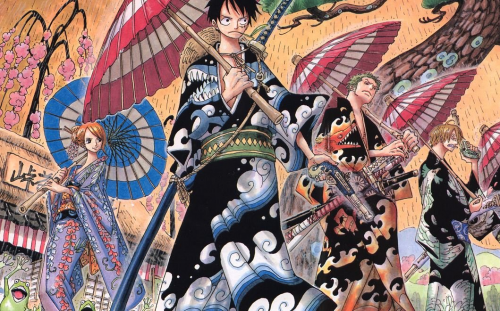 Create a One Piece Wano Characters Tier List - TierMaker