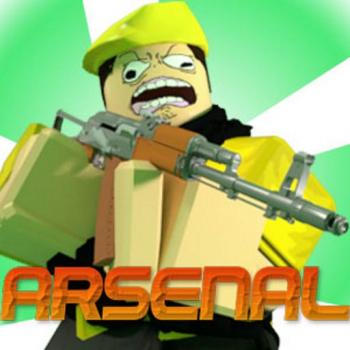 Create a ROBLOX Arsenal Gun Tiers Tier List - TierMaker