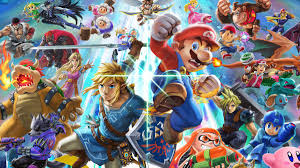 Super Smash Bros  Ultimate Tier List Templates - TierMaker