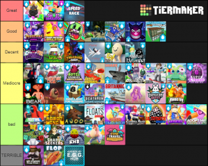 Egg Hunt 2020 Games Based On Objectives And Eggs Tier List